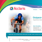 acclaris-corporate-website